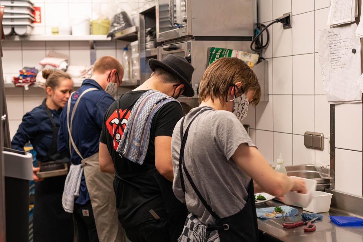 Rutz Restaurant Team