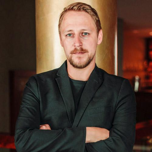 Alexander Jahl Rutz Restaurant Berlin