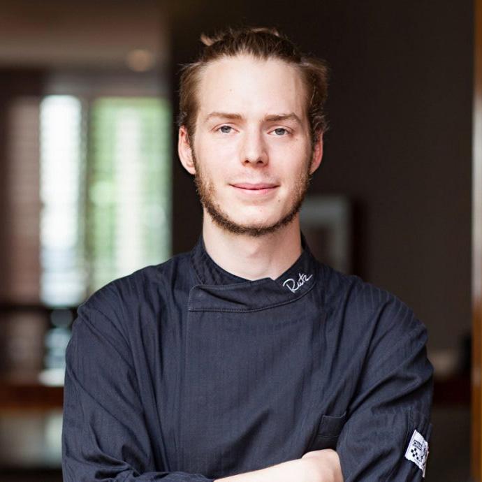 Dennis Quetsch Rutz Restaurant Berlin