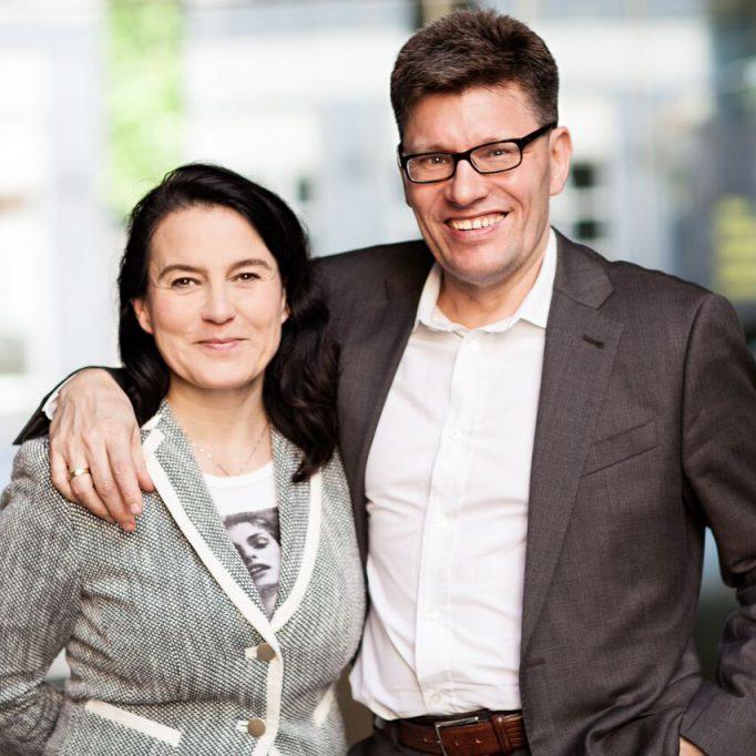 Anja & Carsten Schmidt Rutz Restaurant Berlin